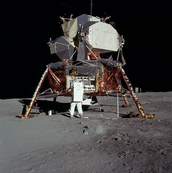 Was the moon landing fake?