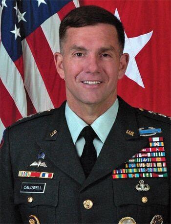Lieutenant General William B. Caldwell, IV