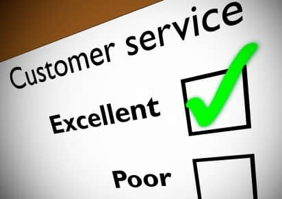 Do you want to be rated excellent for your customer service?
