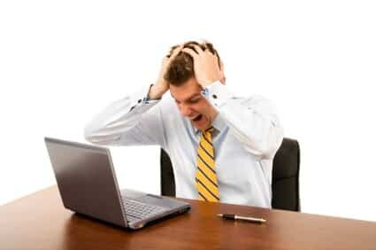Do you feel like this when you look at your profit and loss account?