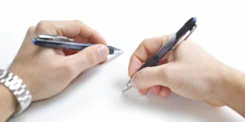 Left handed or right handed? They view your site differently