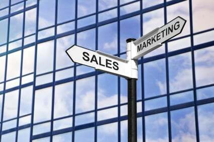 Going down the marketing road takes your eye of sales