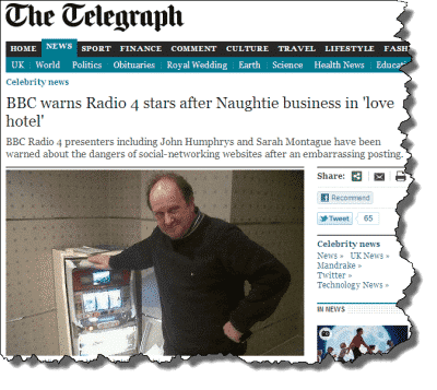 James Naughtiein the Daily Telegraph