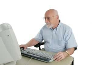 Seniors Use The Internet Too