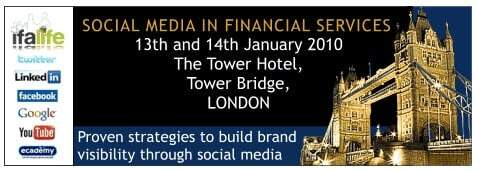 Social Media in Financial Services Conference