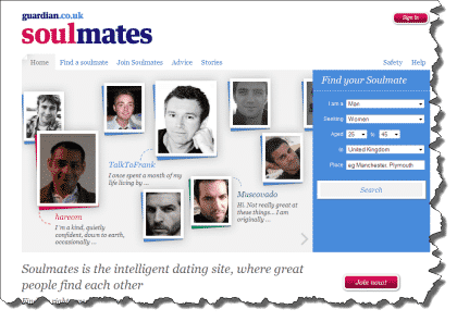 The Guardian Soulmates Relaunch did not please everyone