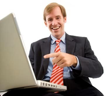 Feeling like this when you view your blog comments will spur you on to more blogging