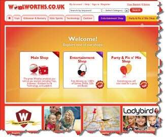 Will you be making a visit to the Woolworths store to buy pic'n'mix online?