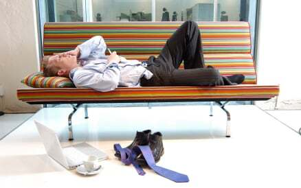 Worn out after all that social networking? You're not alone..!