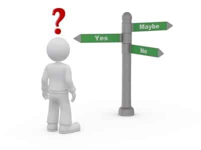Which way do you want people to travel on your web site?